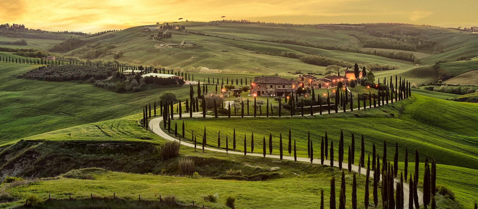 Italy, Under the Tuscan Sun Tour Trip 1