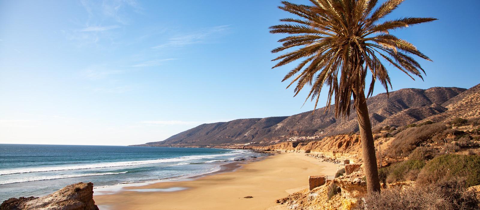 Southern Morocco and Coastal Gems Tour Trip 1