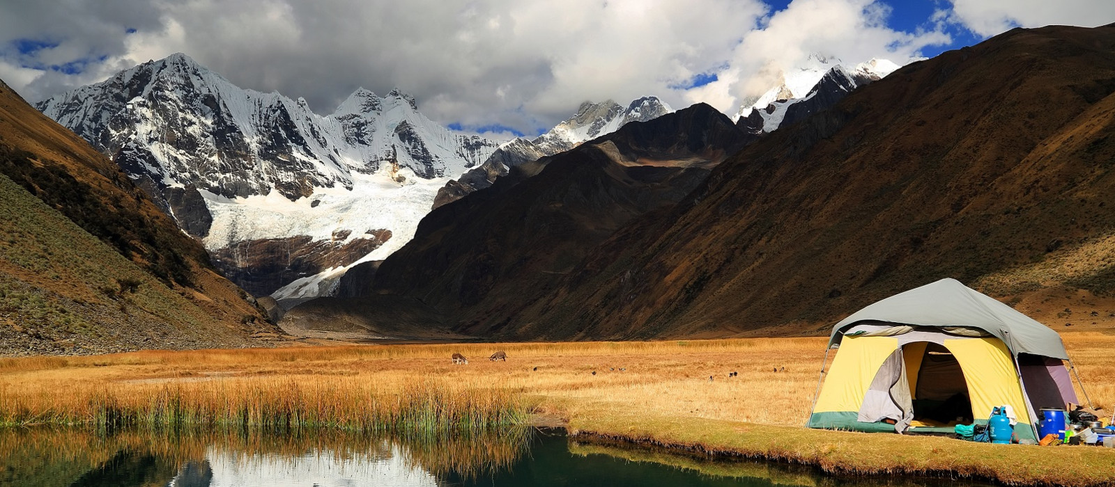 Peru Wanderreise: Inca-Pfad & Cordillera Blanca Urlaub 1