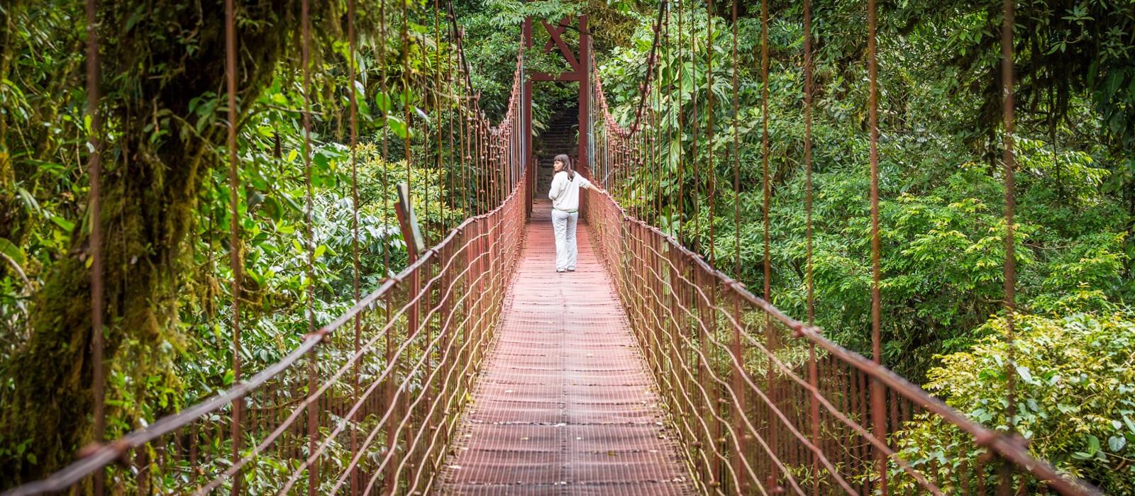 Costa Rica & Panama – Wanderungen, wilde Tiere & Wunder der Natur Urlaub 1