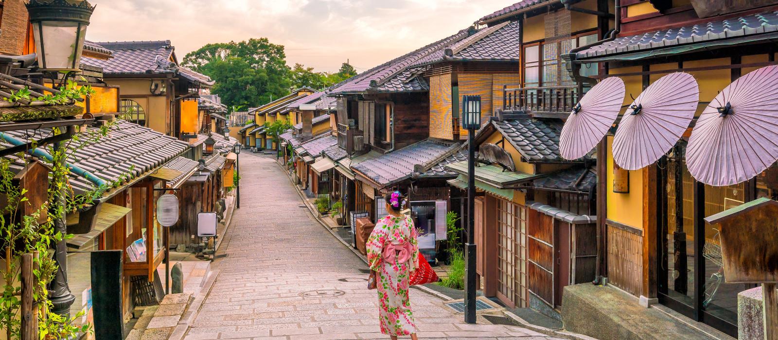 Japan – Tempel, Traditionen & Legenden Urlaub 1