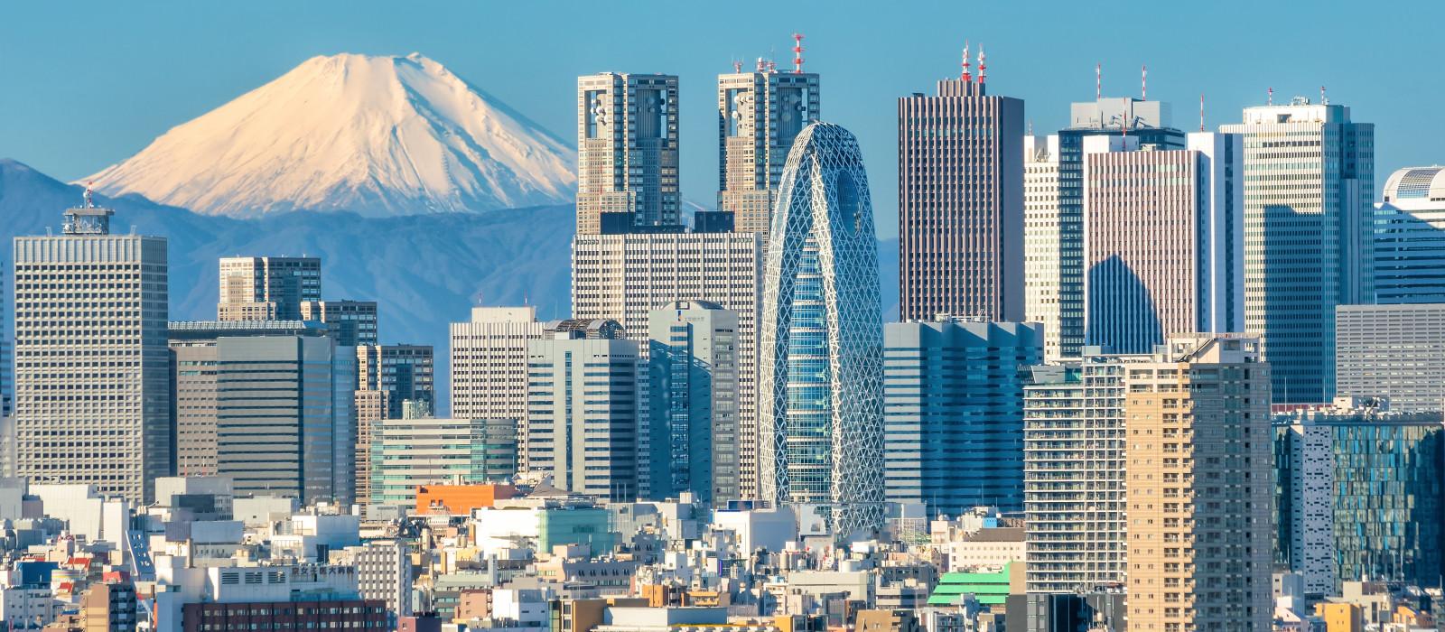 Die verborgenen Schätze Japans Urlaub 1