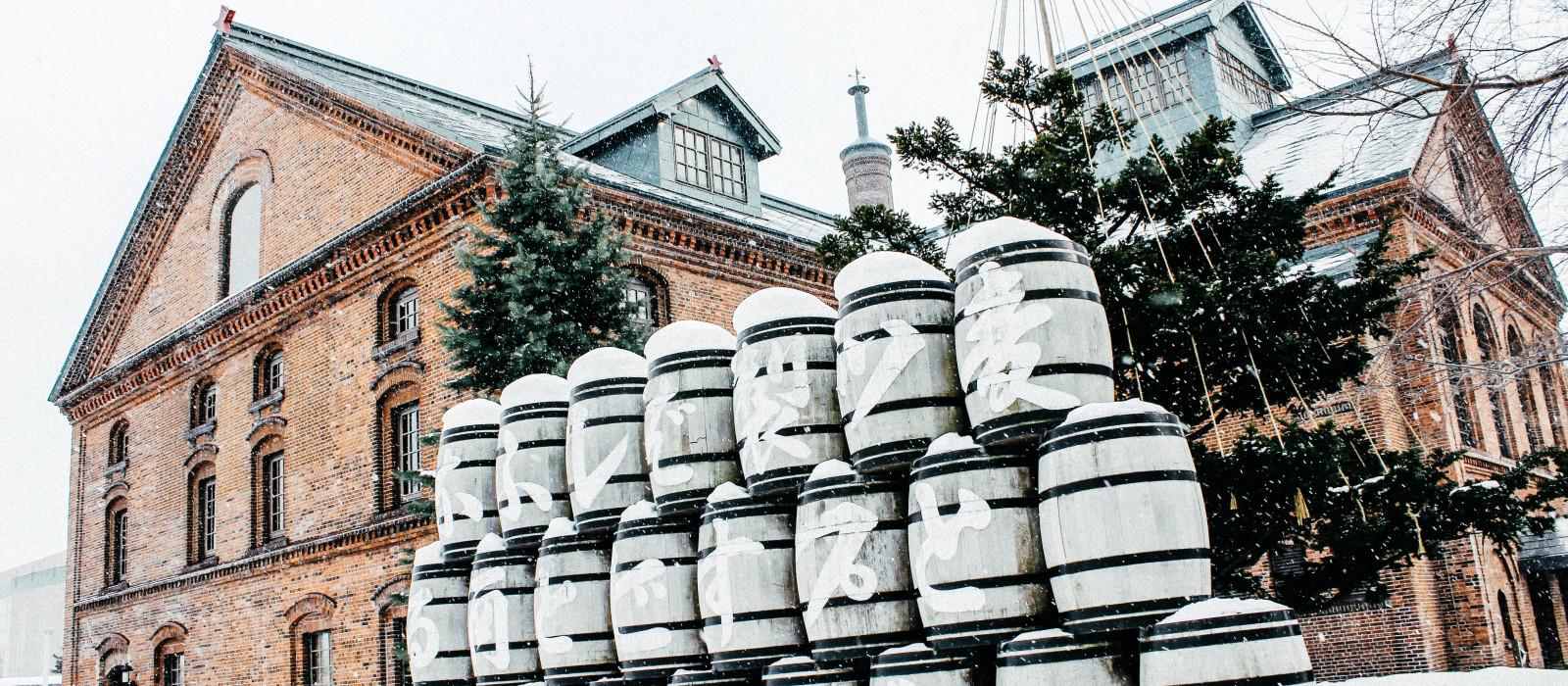 Japan – ursprüngliches Hokkaido & glitzernder Toya-See Urlaub 1