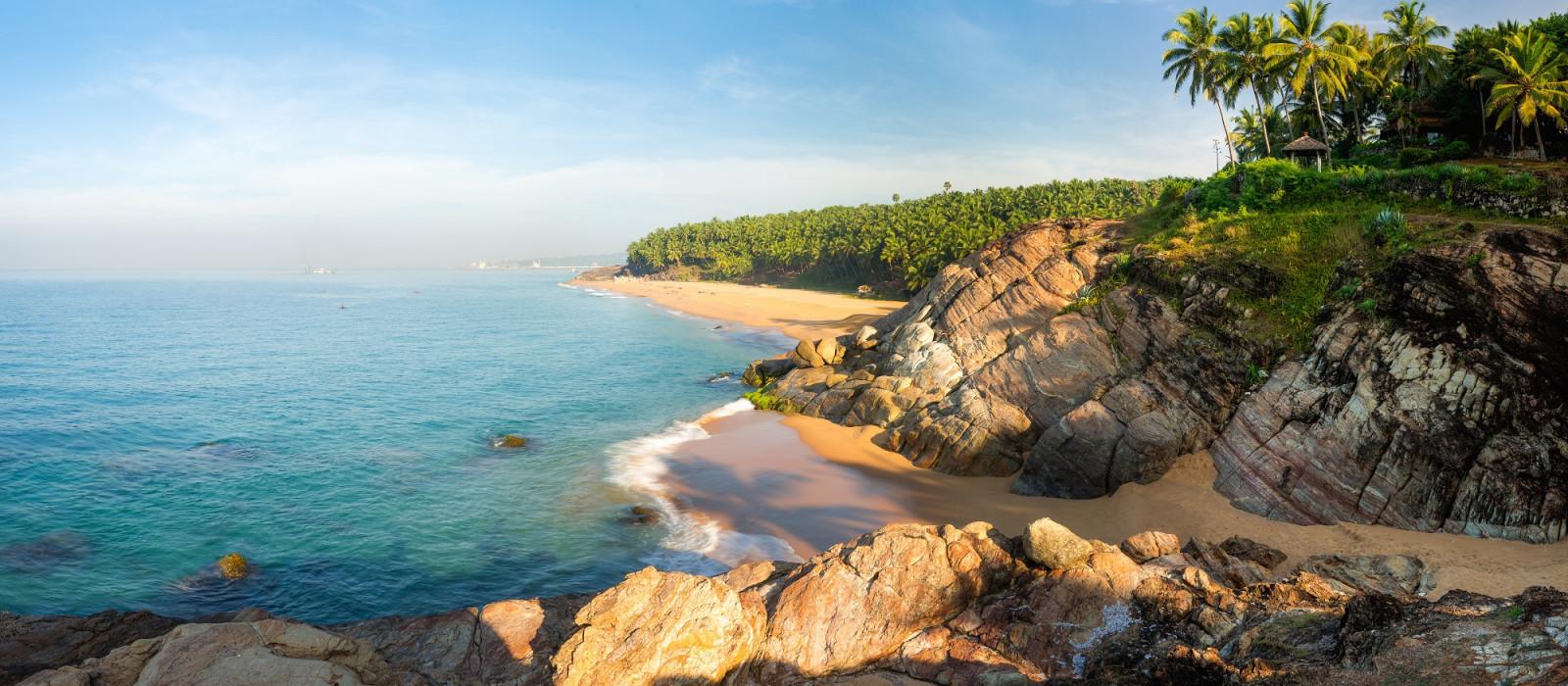 Südindien-Reise: Tempel, Tigersafari & Strand Urlaub 1