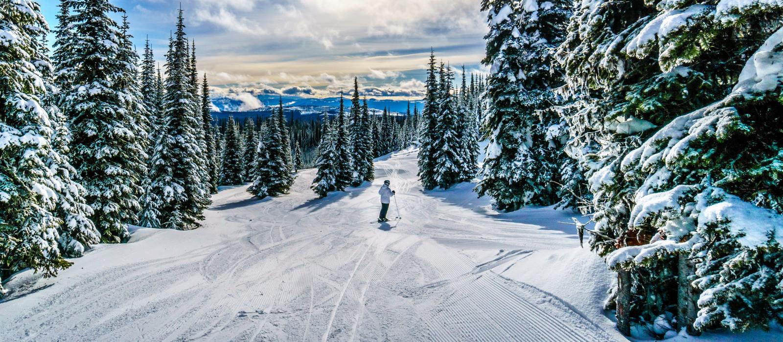Kanada Roadtrip: Abenteuer im Herzen der Rocky Mountains Urlaub 1