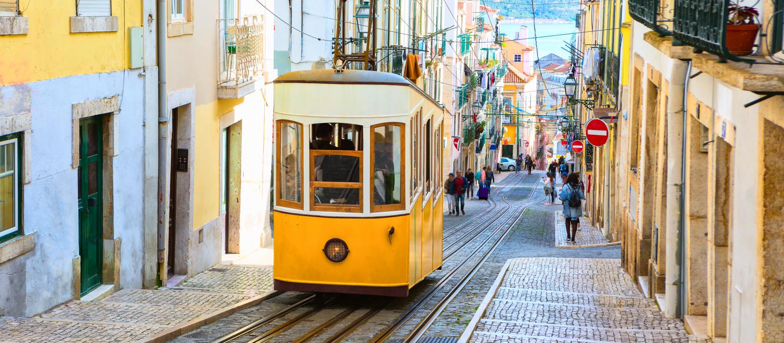 Portugal Explorer: Azores, Lisbon and Porto Tour Trip 1