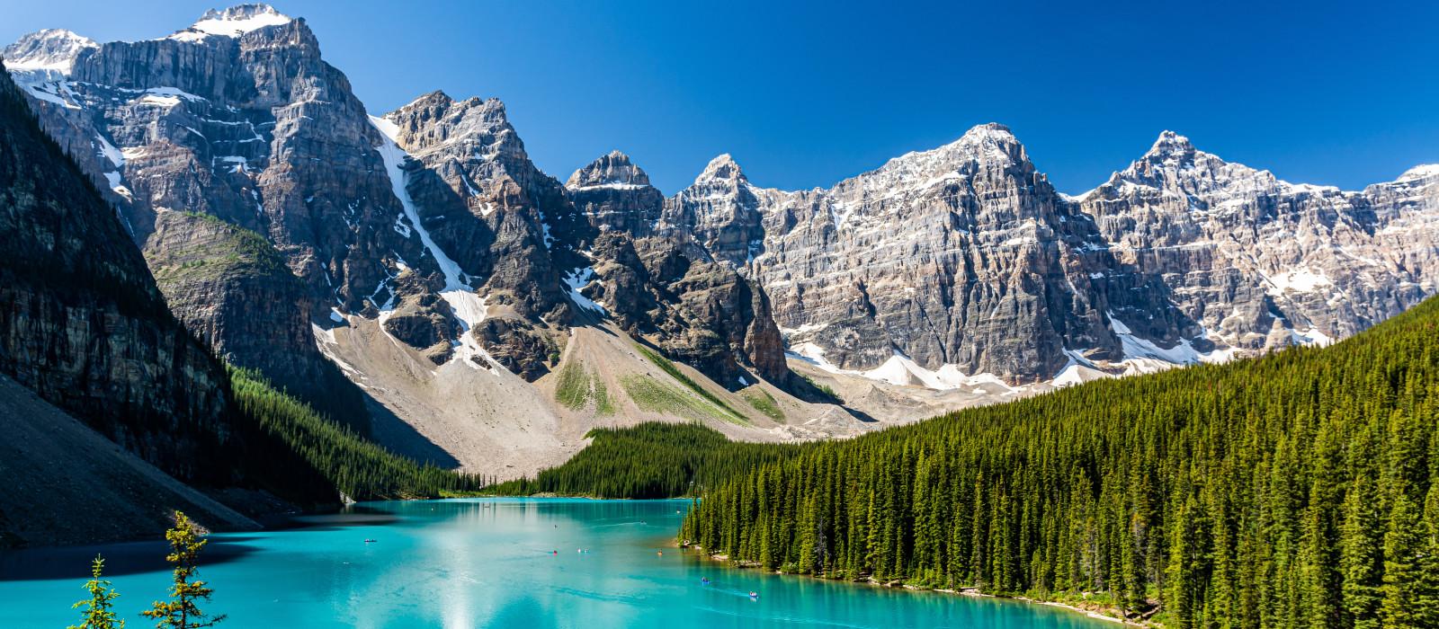 Roadtrip durch Kanadas Westen Urlaub 1