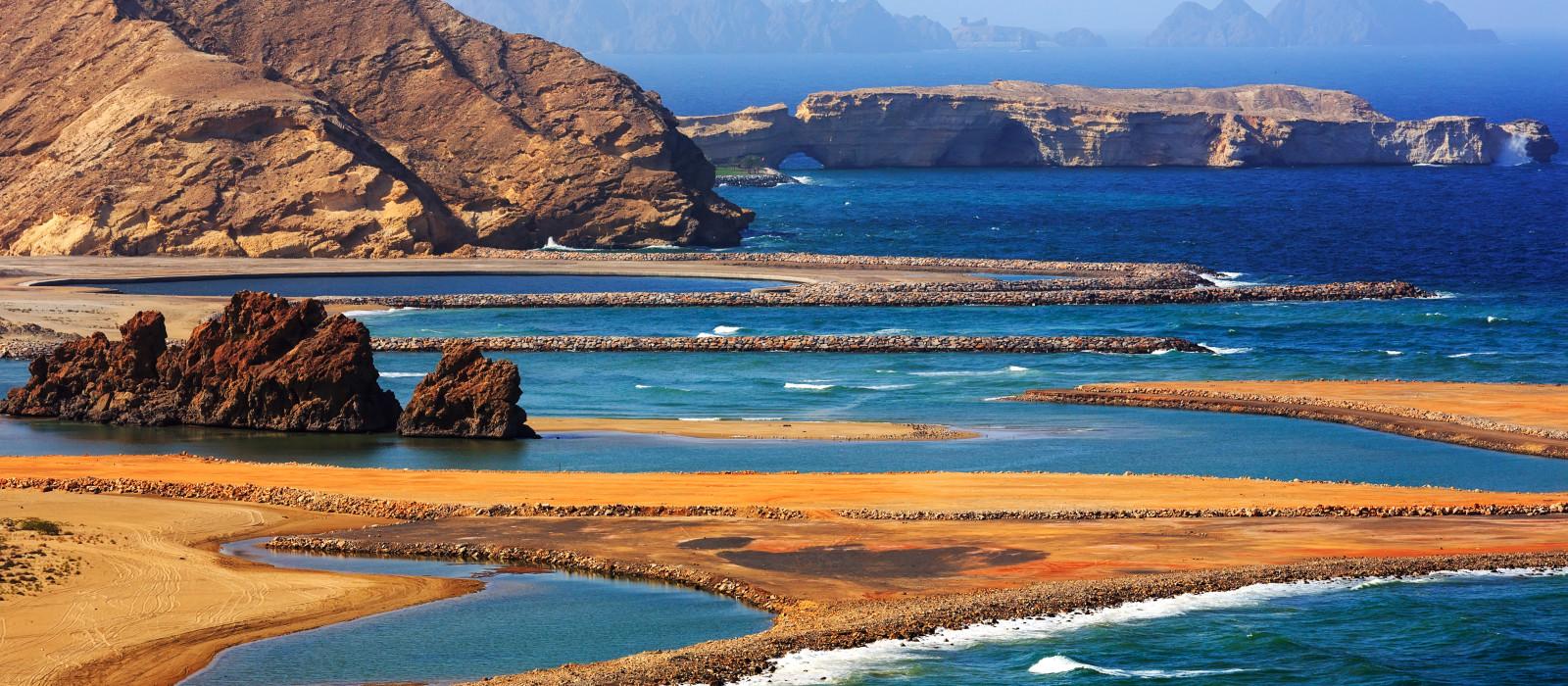 Omans Höhepunkte – Wüsten, Berge & Meer Urlaub 1