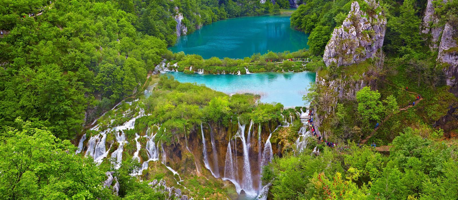 Nordkroatien & Slowenien – Seen, entdecken und entspannen Urlaub 1