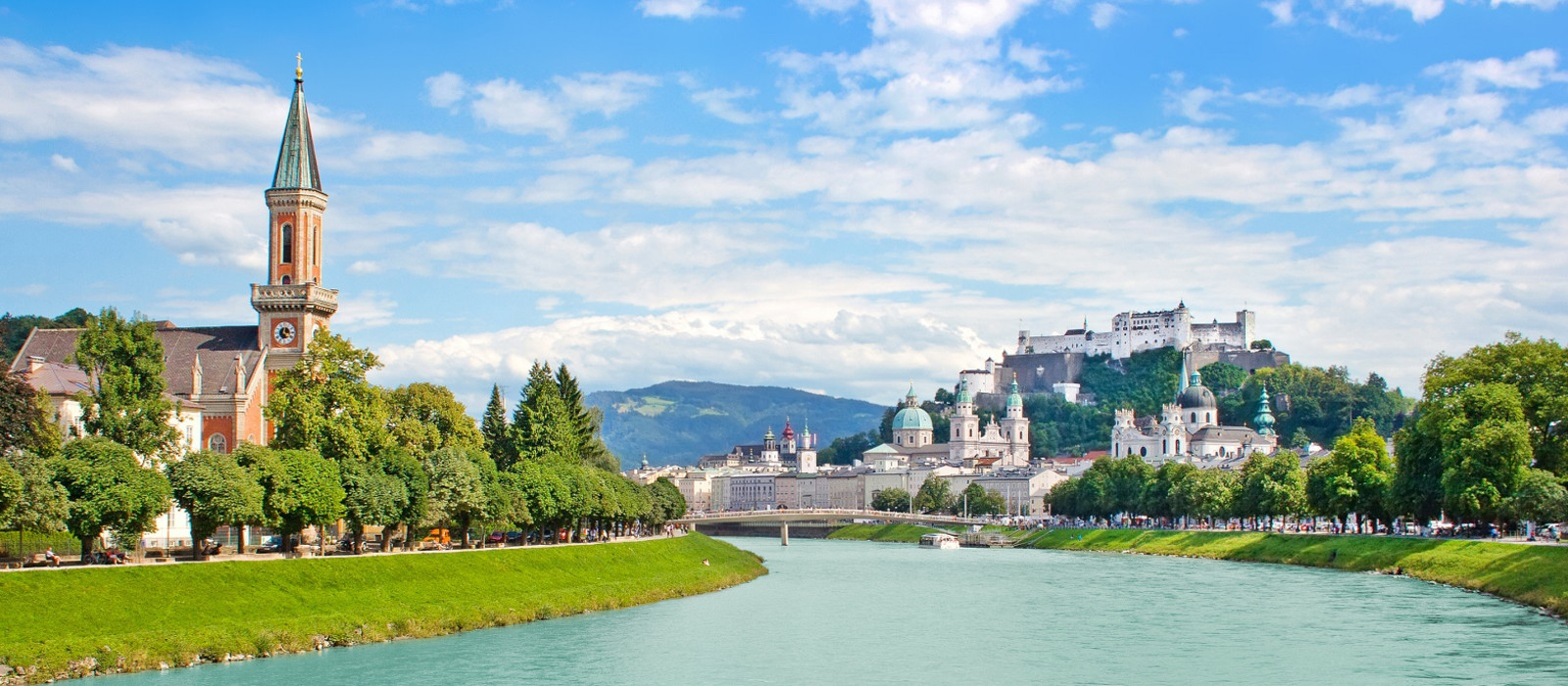 Austria and Germany: Heritage Sites Tour Trip 1