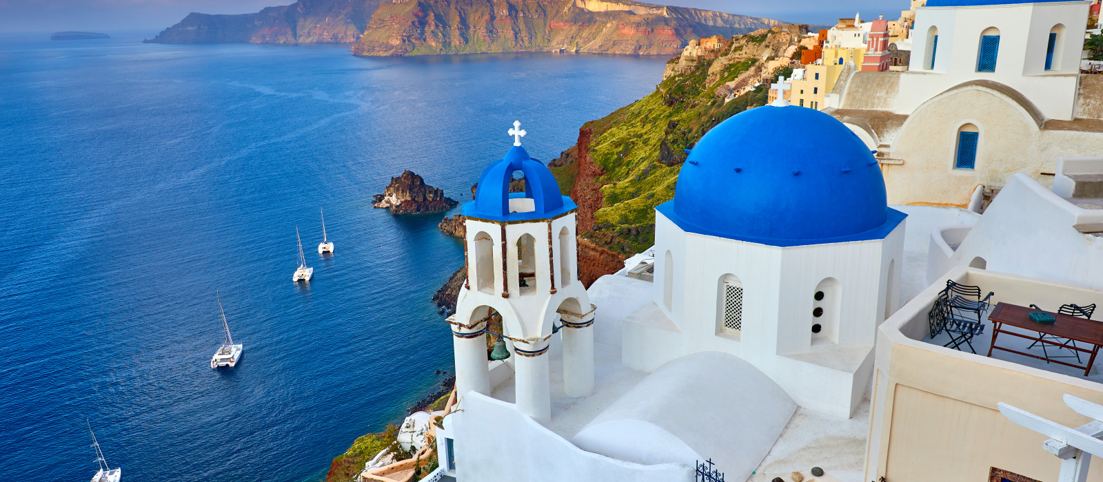Greece: Luxury Honeymoon Tour Trip 1