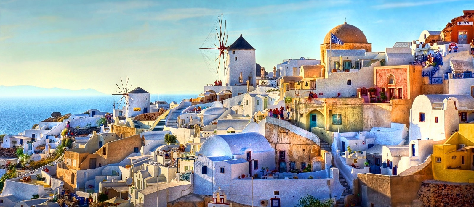 Glanzlichter Griechenlands -Athen, Milos & Santorin Urlaub 1