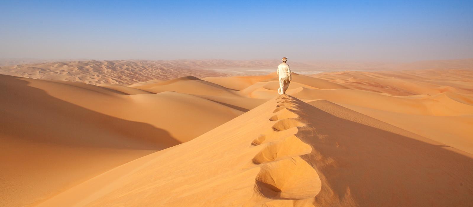 Roadtrip – Oman für Einsteiger Urlaub 1