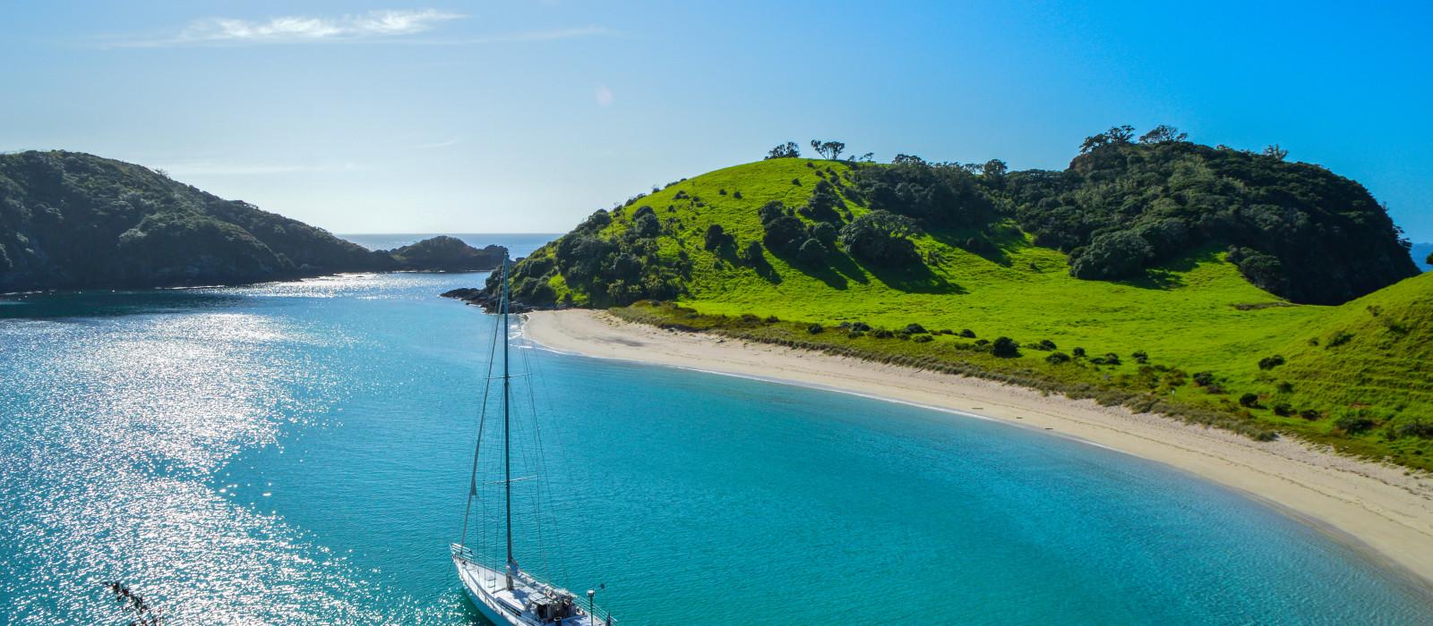 Neuseeland: Abenteuer im Süden Urlaub 1