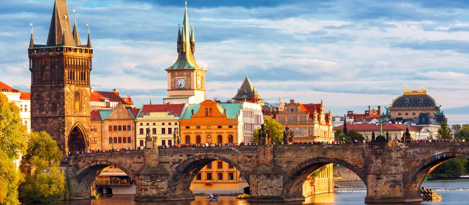 European Capitals: History and Culture Tour Trip 1