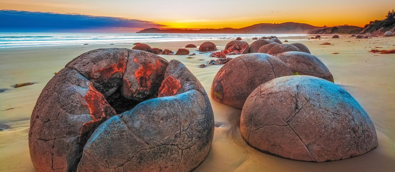 Neuseeland – Rundreise auf der Südinsel Urlaub 1