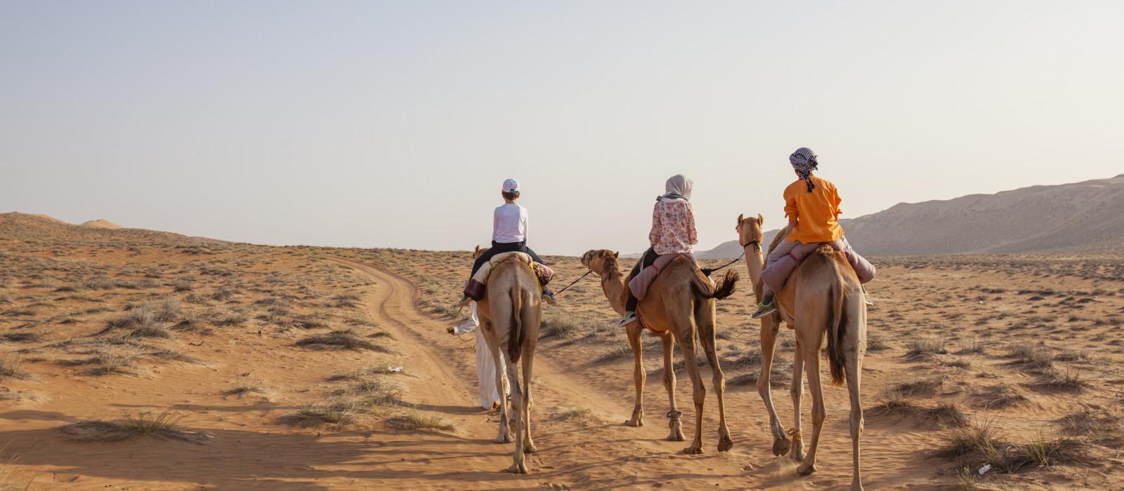 Roadtrip – Oman für Entdecker Urlaub 1
