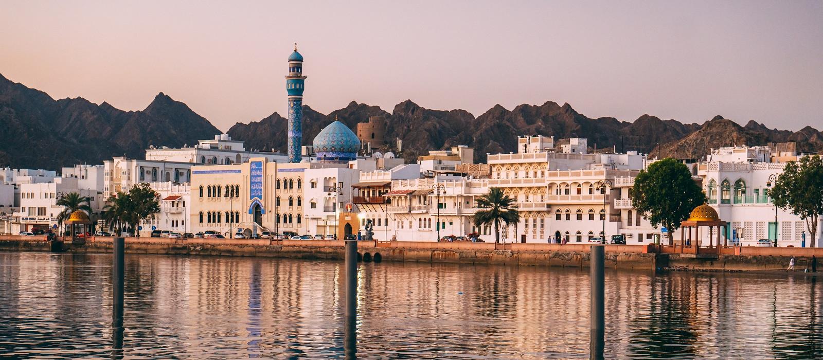 Roadtrip zu den Highlights von Oman Urlaub 1