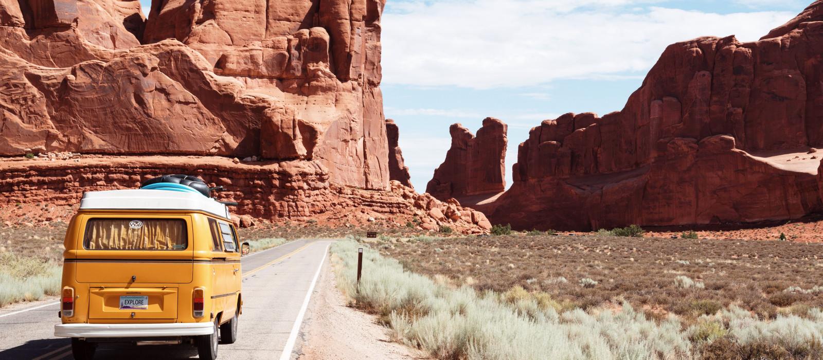 Road Trip: Utah Uncovered Tour Trip 1