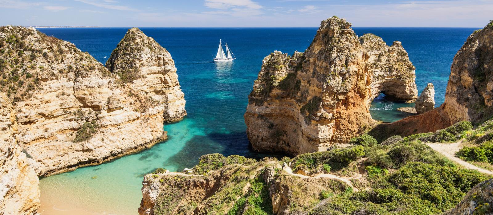 Portugal: Landschaften und Kulturerbe Urlaub 1