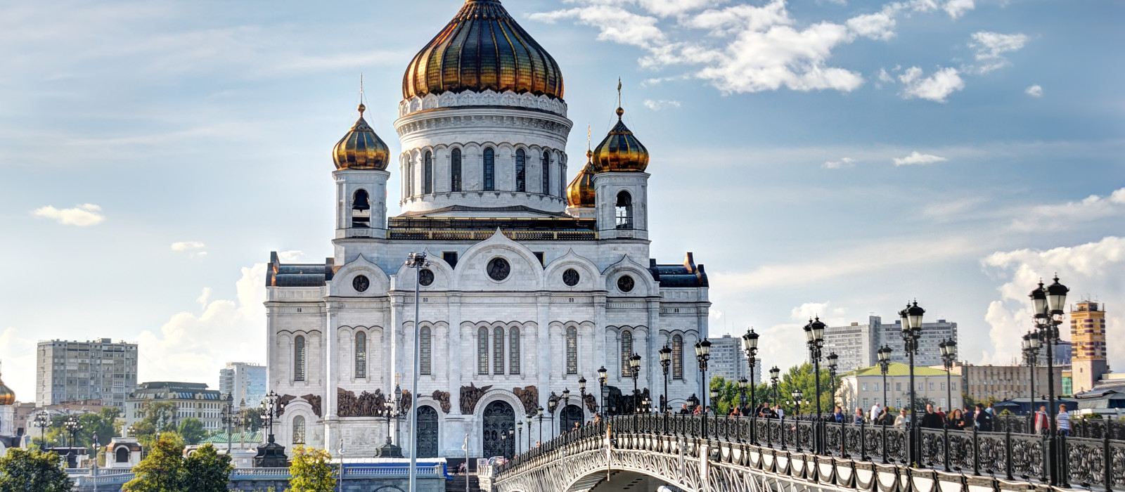 Russia: A Tale of Two Cities Tour Trip 1
