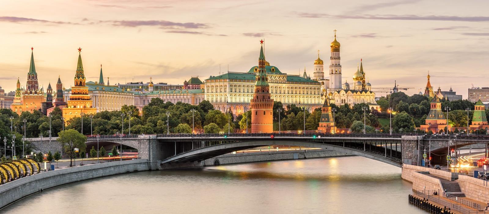 Goldener Ring – die Schatzkammer Russlands Urlaub 1