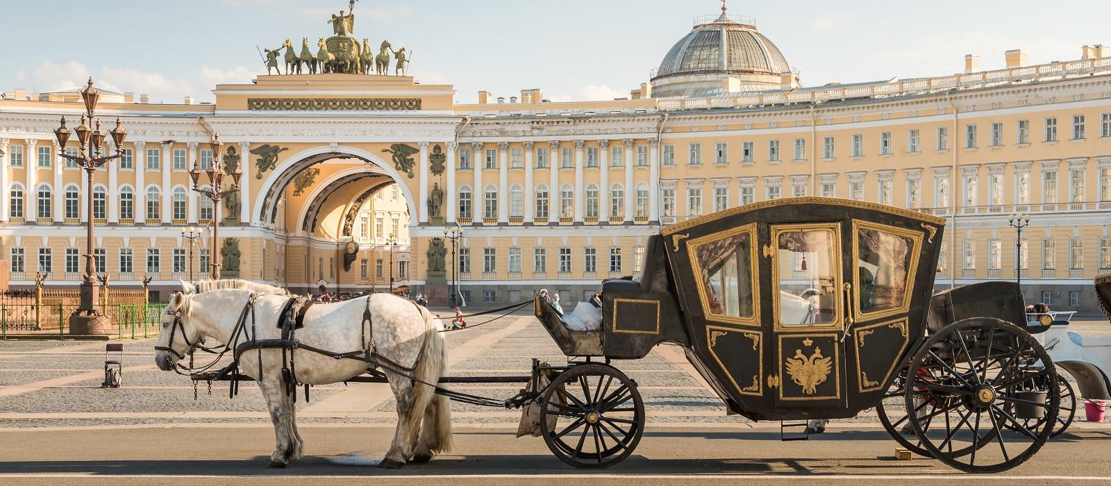 St. Petersburg und Moskau entdecken Urlaub 1
