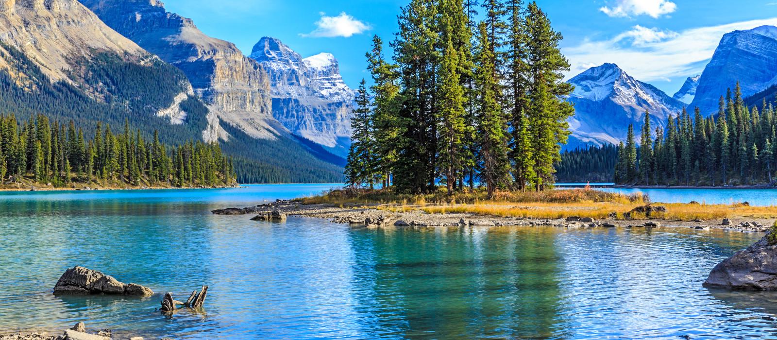Kanada mit dem Zug – Ozean, Prärie und Rocky Mountains Urlaub 1