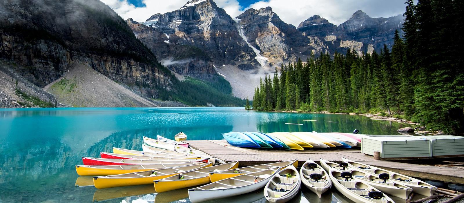 Kanadas Höhepunkte mit dem Rocky Mountaineer Urlaub 1