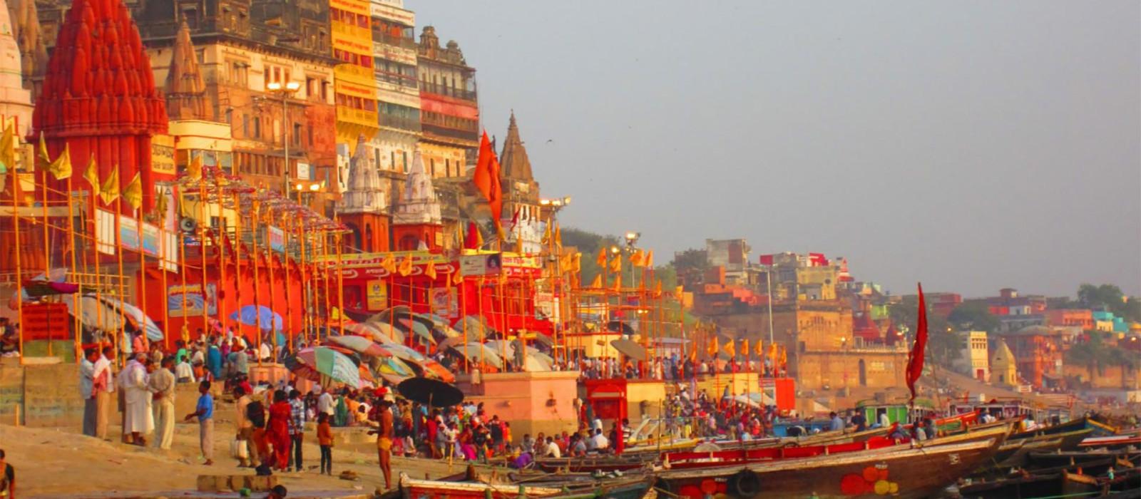 Indien Kulturreise: Von Nord nach Süd Urlaub 1