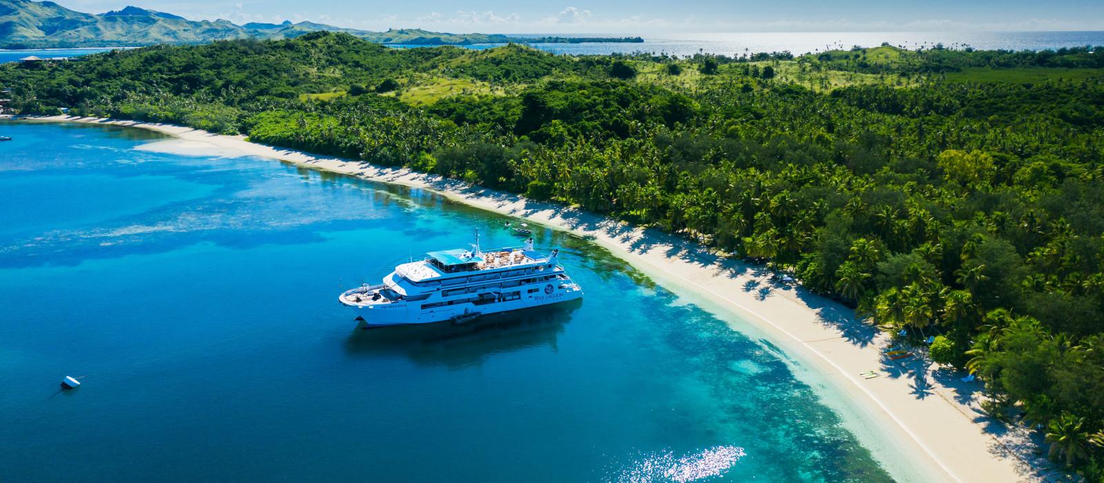 Road Trip: Paradise Islands of Fiji Tour Trip 1