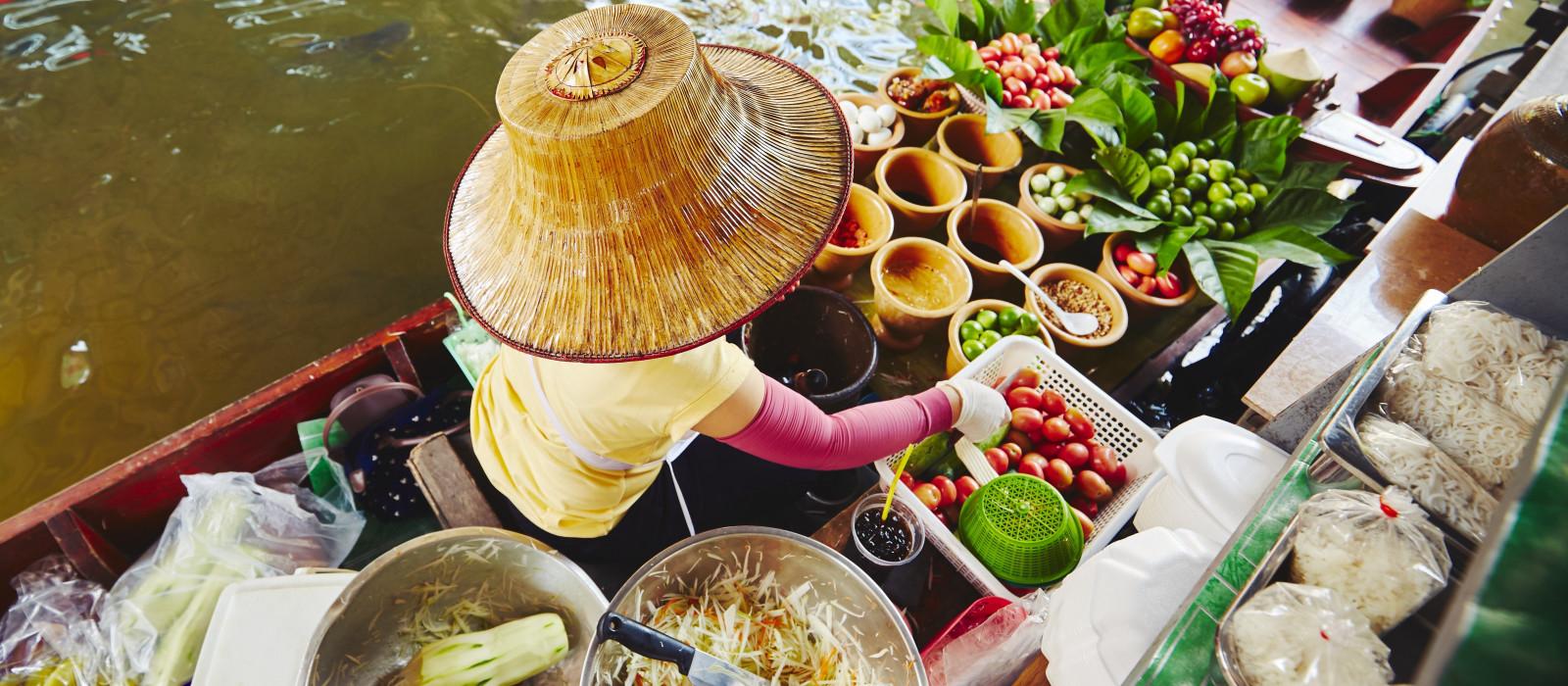 Thailand: Bangkok & Höhepunkte des Südens Urlaub 1
