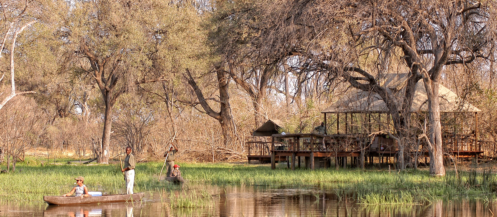Simbabwe & Botswana: Safaris mit Stil Urlaub 1