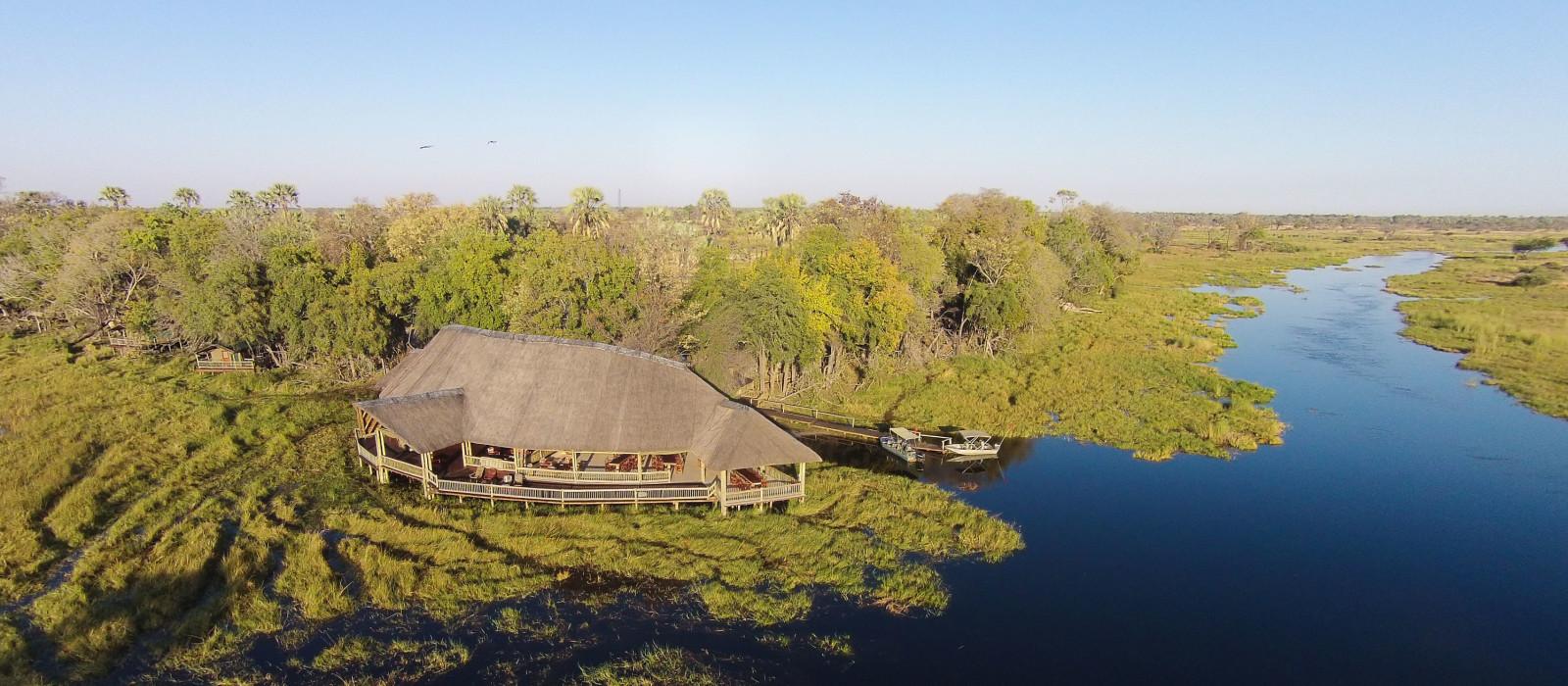 Botswana: Wildlife and Victoria Waterfalls Tour Trip 1