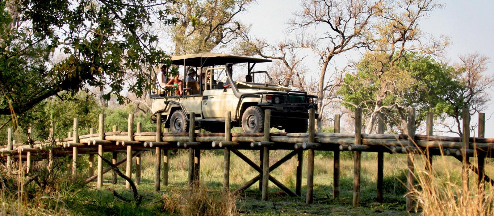 Botswana Safari: Your Wildest Dreams Tour Trip 1