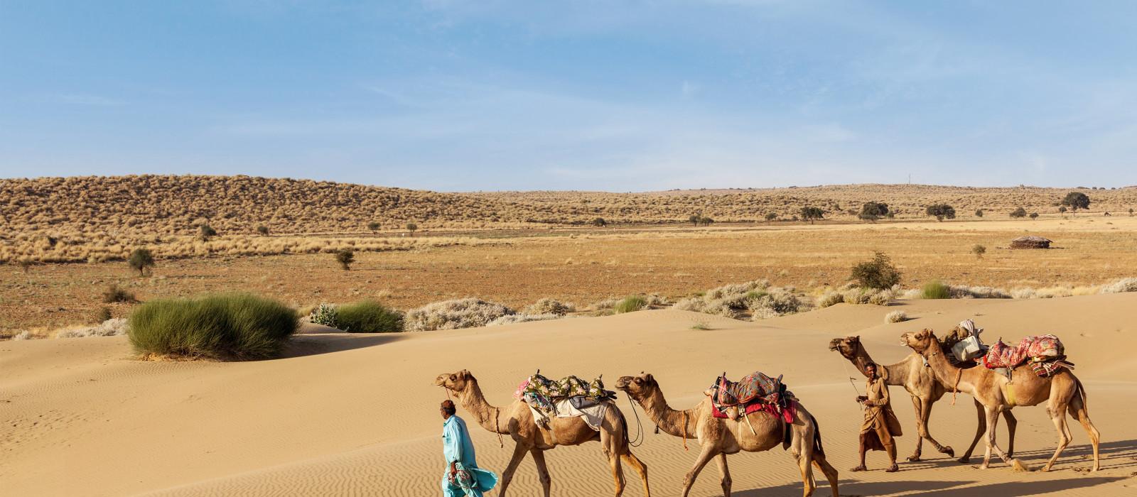 Nordindien vom Feinsten – luxuriöse Rajasthan Rundreise Urlaub 1
