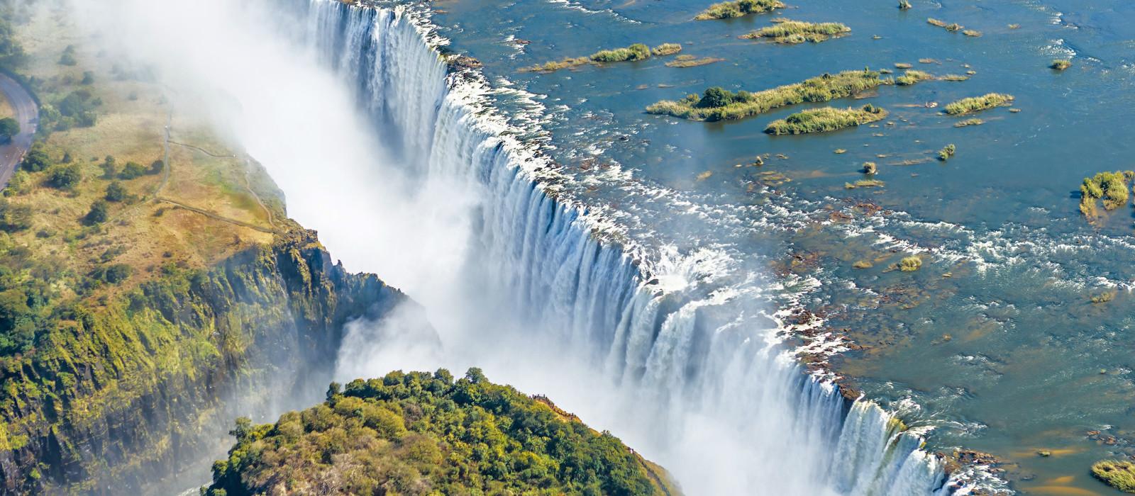 Kruger Safari, Victoria Falls and Okavango Delta Tour Trip 1