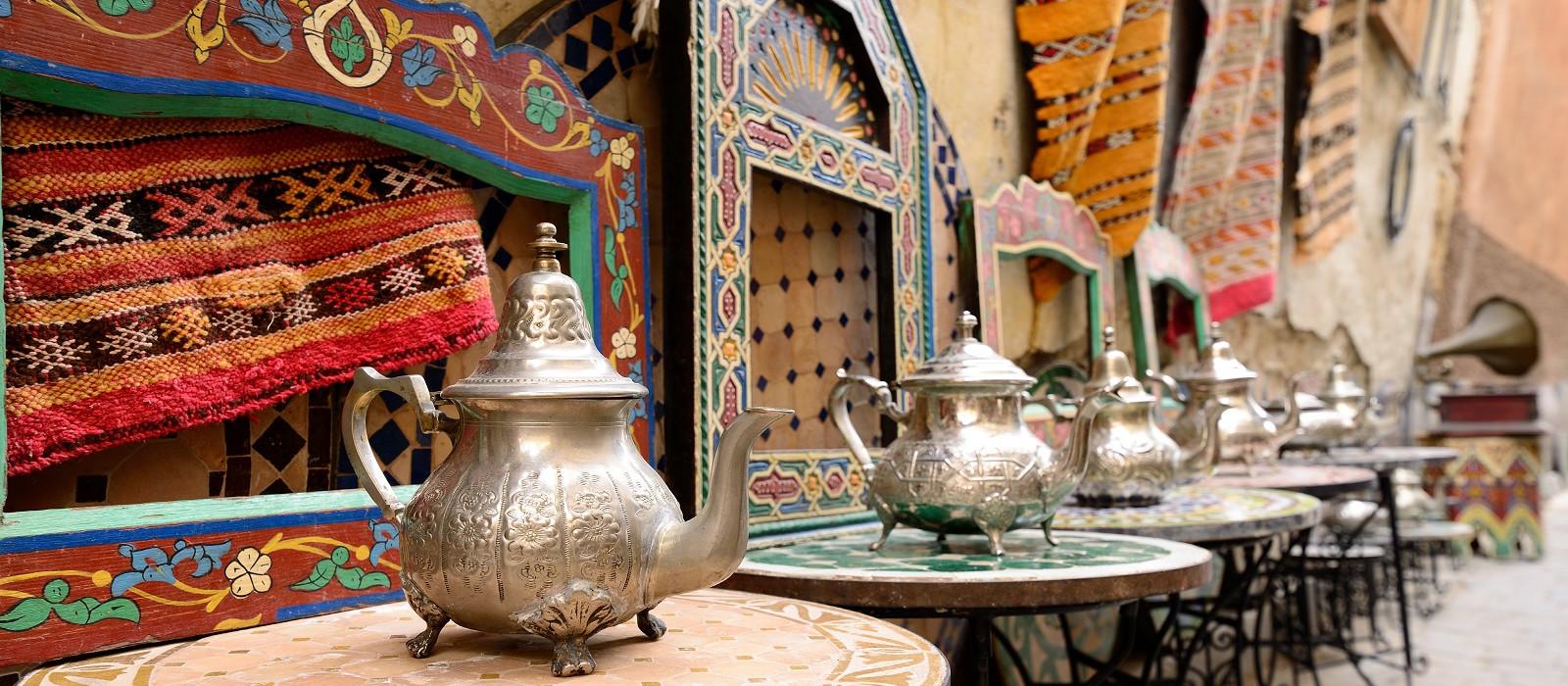 Marokko: Zugreise für Entdecker Urlaub 1