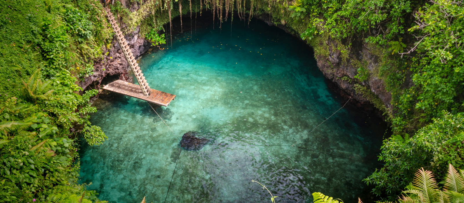 Samoa: Emerald Island Explorer Tour Trip 1