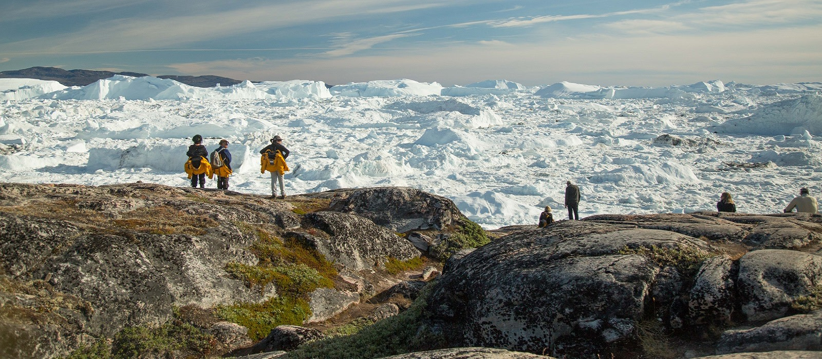 Essential Greenland: Southern Coasts and Disko Bay Tour Trip 1