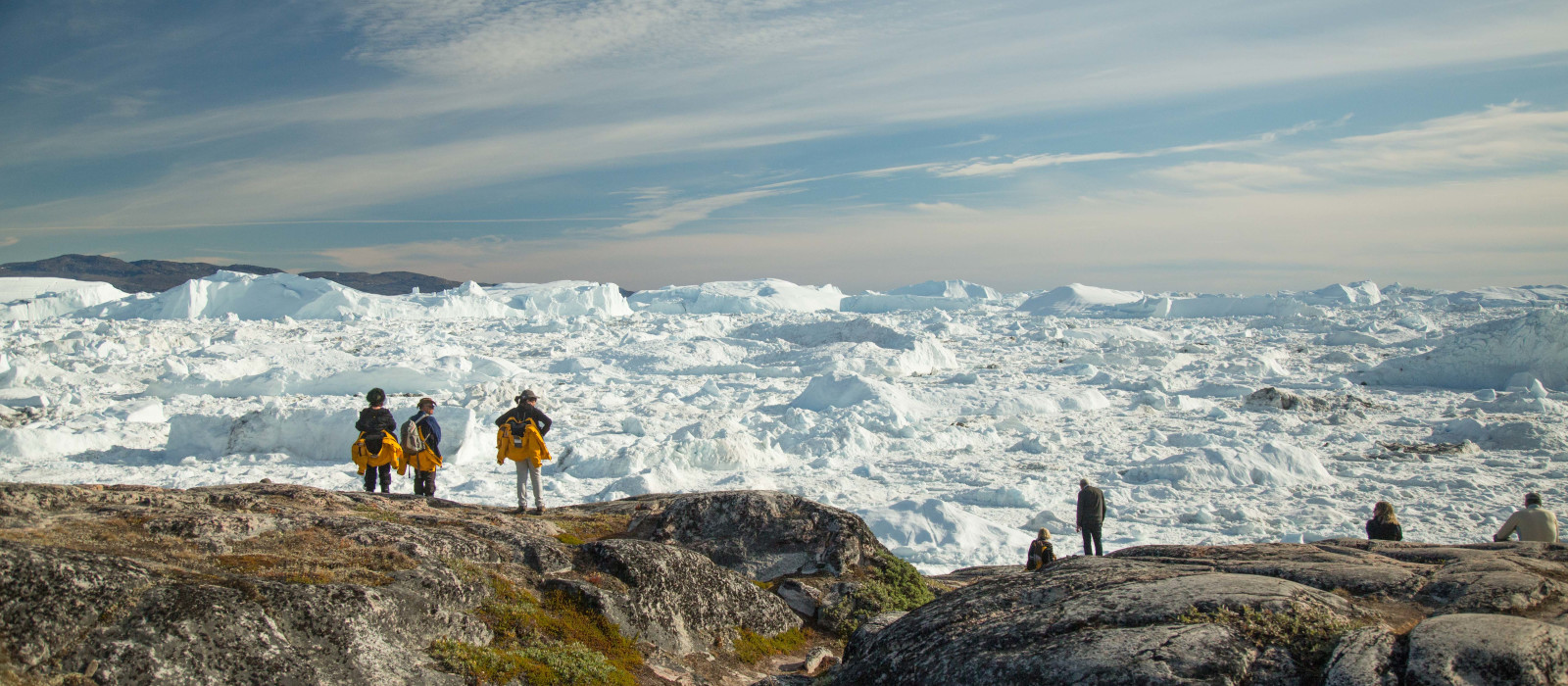 Greenland Adventure: Explore by Sea, Land and Air Tour Trip 1