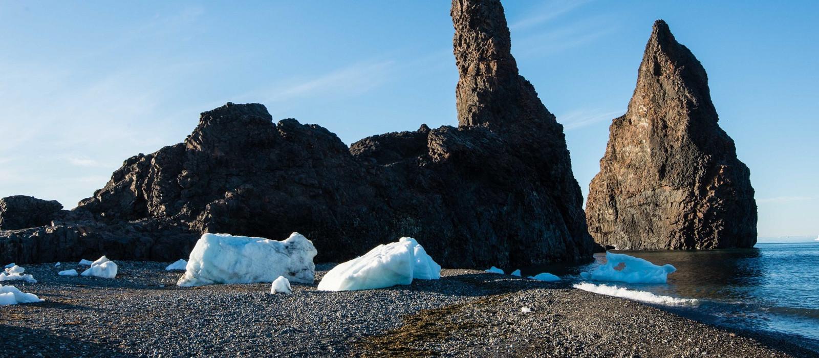 Russische Arktis – Franz Josef Land & Nowaja Semlja Urlaub 1
