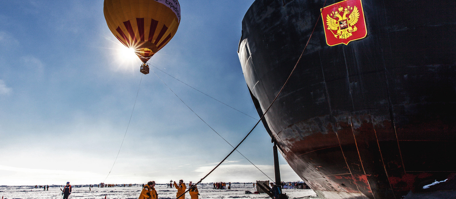 North Pole: The Ultimate Arctic Adventure Tour Trip 1