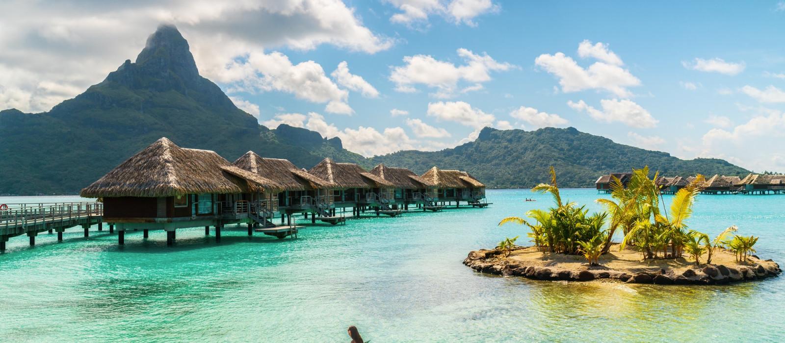 Geheimnisse des Südpazifiks – Tahiti, Bora Bora & Blaue Lagune Urlaub 1