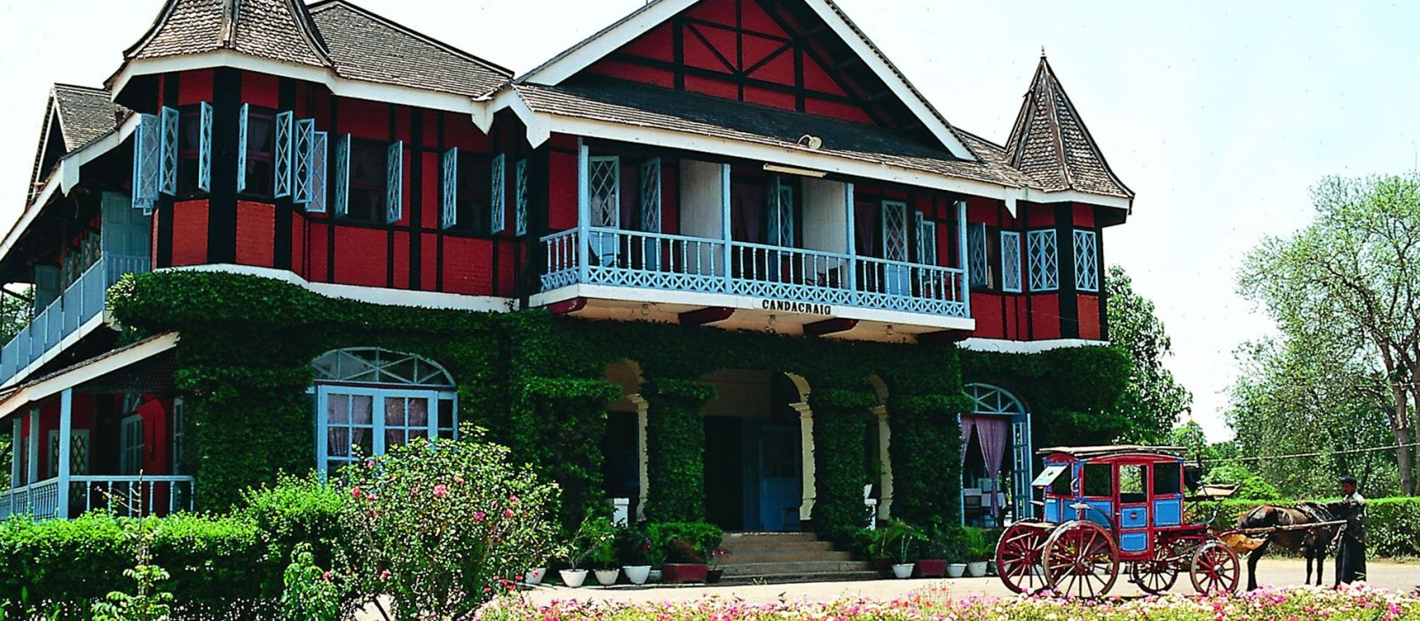 Destination Pyin Oo Lwin Myanmar