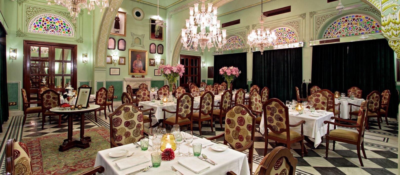 Hotel Samode Haveli Nordindien