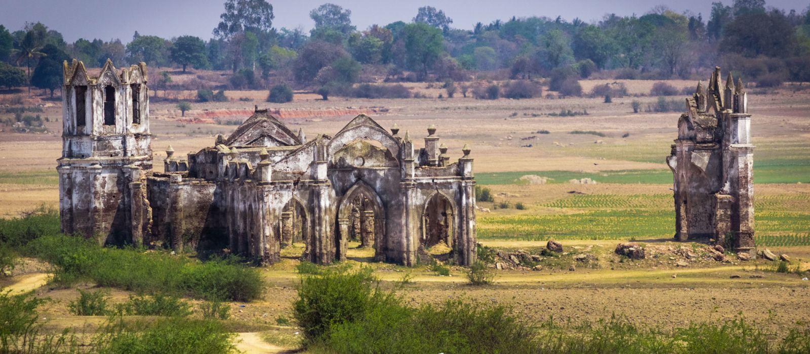 Destination Hassan South India