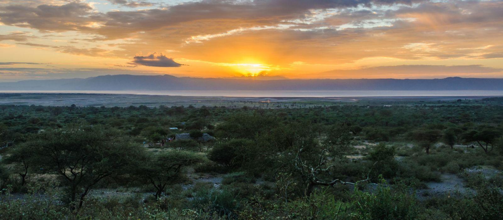 Reiseziel Lake Eyasi Tansania