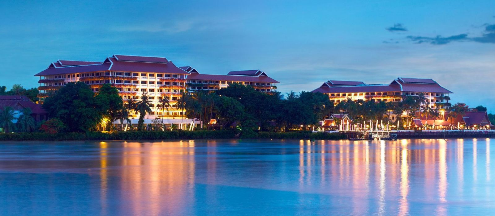 Hotel Anantara Bangkok Riverside Resort & Spa Thailand