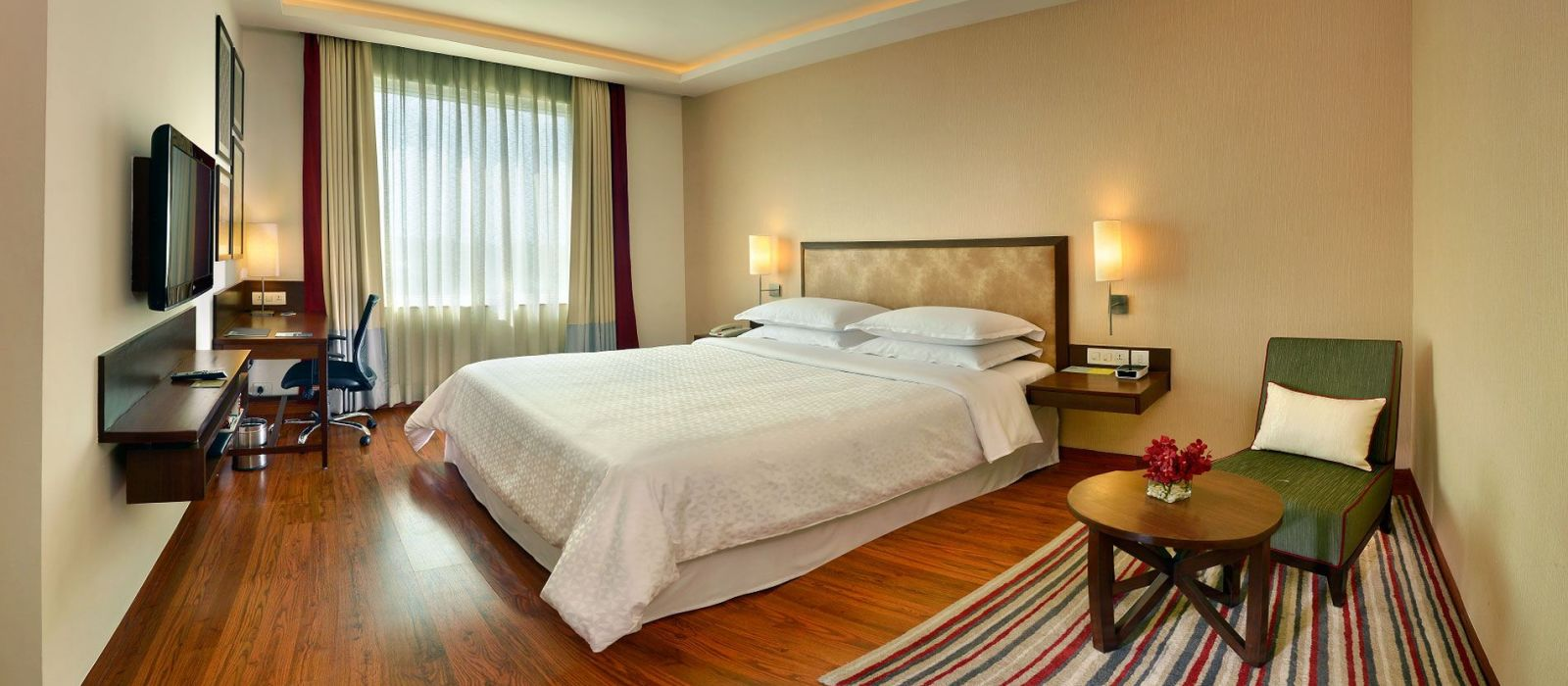 Hotel Four Points By Sheraton, Delhi North India